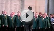 Menin Gate Thanet Male Voice Choir