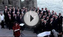 MEVAGISSEY MALE VOICE CHOIR @ Minack Theatre.Cornwall.UK