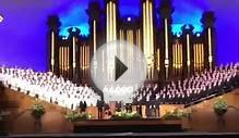 Mormon Tabernacle Choir - 4/26/2015