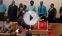 Mt Zion M B Church - Choir Day program