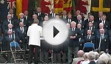 Myfanwy - Llanelli Male Voice Choir | Youtube Music Lyrics