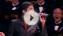"Natalie Cole with The Mormon Tabernacle Choir - ""Caroling"