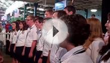 National Anthem, All-Ohio State Fair Youth Choir