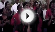 New Community Temple Church Choir singing Awesome Wonder