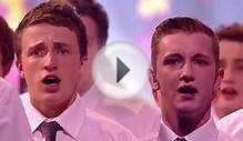 Only Boys Aloud Final [HD] Britains got talent 2012