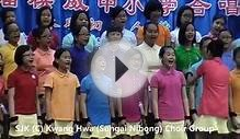 Penang Primary School Choir Competition 2014 Song 2