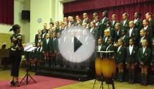 Pinehurst Primary School Choir (Pret in die kombuis - song)