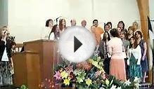 Portage Central Church of God Choir -2
