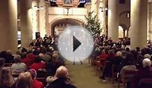 Portsmouth Rock Choir @ Portsmouth Cathedral 17 Dec 2013