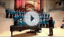 Previously @ LOWTHER PAVILION: Honley Male Voice Choir