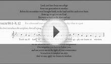 Psalm 90 - Choir: Washington National Cathedral (Diocese