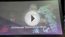 Richlands Tabernacle Choir - Jesus I Love You PFYC 2012