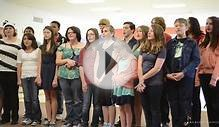 Rio Rancho Youth Chorus National Anthem Audition