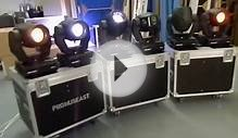 Robe 250 XT Wash - Lighting Equipment For Sale