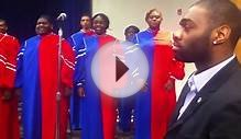 """Seasons of Love"" performed by Washington Youth Choir"