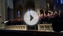 SF Gay men choir in Grace cathedral(1)
