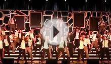Show Choir Invitational 2015- Muscatine, River City Rhythm