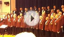 Shrewsbury Male Voice Choir and Craven Arms MVC