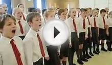 Songs Of Praise choir final for Hull Hymers School pupils