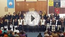 South AFrican Youth choir African and Gospel sequence