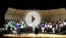 Stafford County 2010 All-County Middle School Choir- Music