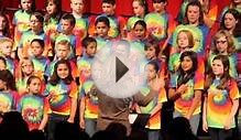The Rose Avenue Elementary School Chorus - Modesto