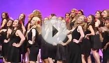 The Women of Pinnacle High School Choir performing Popular