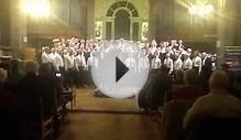 "Tideswell and Felling Male Voice Choirs, ""American Trilogy"""