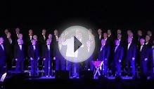 Tredegar Orpheus Male Voice Choir sings I Write the Songs
