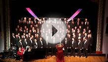 Treorchy & Rhos Male Voice Choirs (Wrexham 2011)