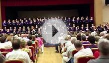 Ulster Youth Training Choir 2014