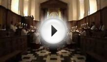 Unichor Innsbruck & Clare College Choir - Here is the