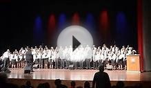 University of Mississippi Gospel Choir 2014