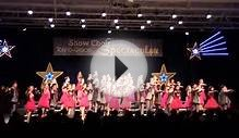 Urbandale Vitality at Totino Grace Show Choir Spectacular