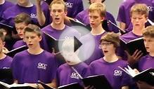 """Wade in the Water"" - All Male Choir (Arr. Mark Hayes)"