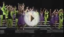 "Waubonsie Valley 2010- ""Showbiz Medley"""