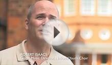 What is the National Youth Choir all about?