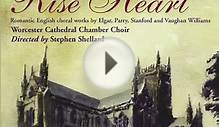 Worcester Cathedral Chamber Choir - The Blue Bird, Stanford