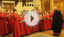 Worcester Cathedral Choir Christmas 2015