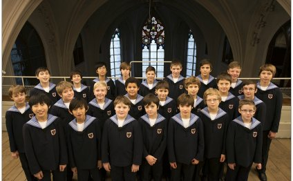 Vienna Boys Choir Concert