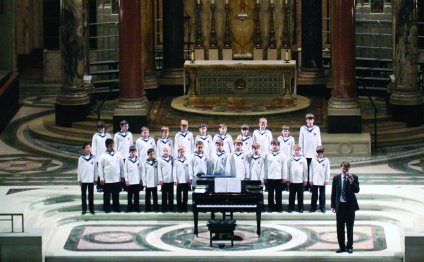 Vienna Boys Choir official website