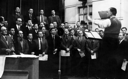 Male Voice Choirs Wales