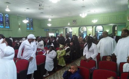 Cosmopolitan Church of Prayer Choir