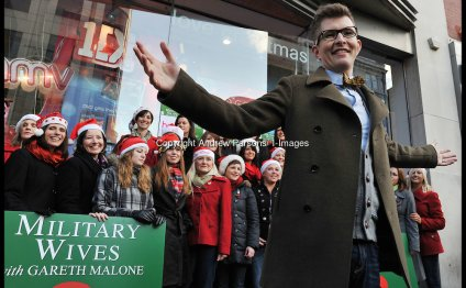 Military Wives Choir Gareth Malone