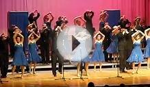Matoaca show choir first song Jan 13 exhibition